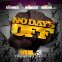 No Days Off 3 mixtape cover art