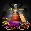 Ricco Barrino - From The Club To The Crib mixtape cover art