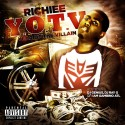 Richiee - Y.O.T.V (Year Of The Villian) mixtape cover art