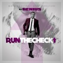 Run The Check UP mixtape cover art