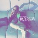Run The Check Up 5 mixtape cover art