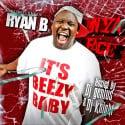 Ryan B - In Ya Face mixtape cover art