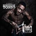 Soufsyde Tonio - T.H.U.G (Tha Hottest UnderGround) mixtape cover art