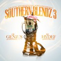 Southern Blendz 3 mixtape cover art