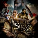 Supreme Team 8 mixtape cover art