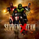 Supreme Team X: The Final Chapter  mixtape cover art