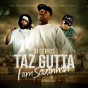 Taz Gutta - I Am Savannah mixtape cover art