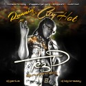 Tez D. Da Runninman - Runnin' Da City Hot 2 mixtape cover art
