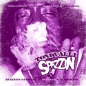 Toni Valli - Spazzin mixtape cover art