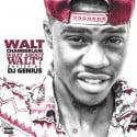 Walt Chamberlain - What About Walt? mixtape cover art