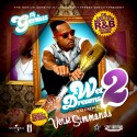 Wet Dreams 2 (Hosted By Verse Simmonds) mixtape cover art