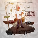 Young South - Road 2 Riches mixtape cover art