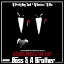 Yung Teddy & Bossman Mikeski - Boss & A Brother mixtape cover art