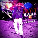 Zay T - NASA mixtape cover art