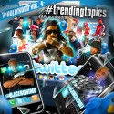 HollyHood 4 (TrendingTopics) mixtape cover art