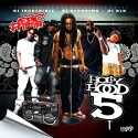 Holly Hood 5 mixtape cover art