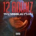 12 Rounz - The Missing Piece mixtape cover art