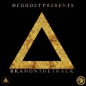 BranOnTheTrack mixtape cover art