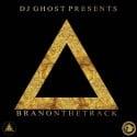 BranOnTheTrack mixtape cover art