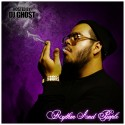 Knuckles - Rhythm & Purple mixtape cover art