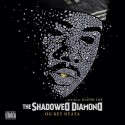 Key Nyata - The Shadowed Diamond mixtape cover art