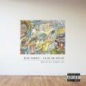 Nick Parris - To Be An Artist mixtape cover art