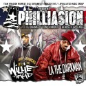 Willie The Kid & LA The Darkman - Aphilliasion mixtape cover art