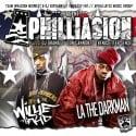 Willie The Kid & LA The Darkman - Aphilliasion mixtape cover art