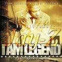 Jay-Z - I Am Legend mixtape cover art