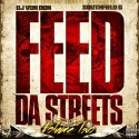 Southfield G - Feed Da Streets 2 mixtape cover art