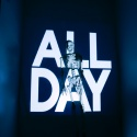 All Day mixtape cover art