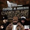 Capone-N-Noreaga - Camouflage Season mixtape cover art