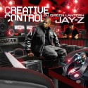 Jay-Z - Creative Control mixtape cover art