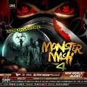 Monster Mash 4 mixtape cover art
