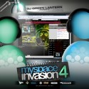 MySpace Invasion 4 mixtape cover art