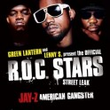 R.O.C. Stars (Street Leak) mixtape cover art