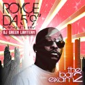 "Royce Da 5'9"" - The Bar Exam 2 mixtape cover art"