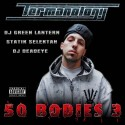 Termanology - 50 Bodies 3 mixtape cover art