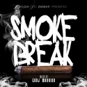 Sho Stoppa - Smoke Break mixtape cover art