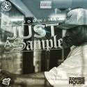DJ Goodwitit - Just A Sample mixtape cover art