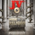 JV - Music Is My Religion mixtape cover art