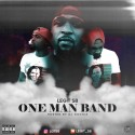 Legit SB - One Man Band mixtape cover art