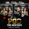 Silky Slim - PGO mixtape cover art