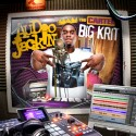 Audio Jackin' (Big K.R.I.T.) mixtape cover art