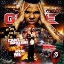The Game - Can't Leave Rap Alone The West Needs Me 2 mixtape cover art