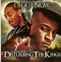 Ludacris and T.I. - Disturbing the Kings mixtape cover art