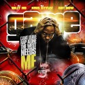 The Game - Can't Leave Rap Alone The West Needs Me mixtape cover art