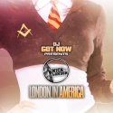 Nick London - London In America mixtape cover art
