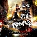 Gorilla Zoe - Rampage mixtape cover art