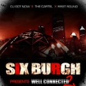 Six Burgh - Well Connected 2 mixtape cover art